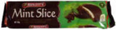 BISCUITS CHOCOLATE MINT SLICE 200G ARNOTTS