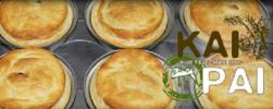 KAI PAI GOURMET BACON & EGG PIE UNBAGGED 12'S 2516