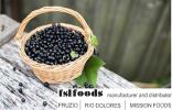 BLACKCURRANTS FROZEN 1KG (10)