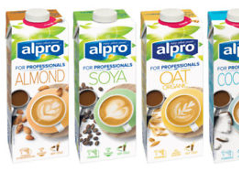 Plant Based Milk from Alpro - Including Oat Milk