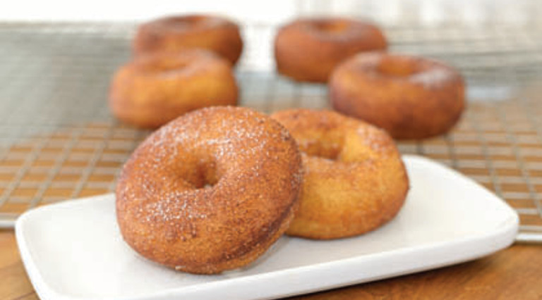 Gluten Free Donuts Available Now