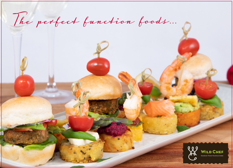 Food for your Function from Wild Chef